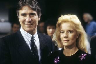 Tony Scotti et Sylvie Vartan