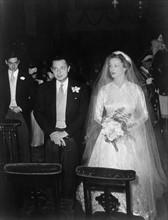 Mariage de Giovanni Agnellii et Marella Caracciolo di Castagneto