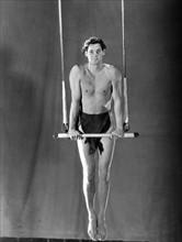 Johnny Weissmuller en Tarzan