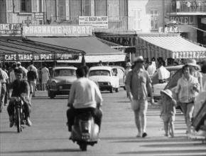 Saint Tropez en 1961
