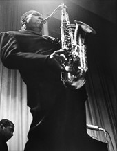 John Coltrane en concert