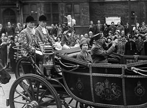 Visite officielle de Charles de Gaulle en Angleterre, 1960