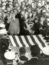 Funérailles de John F. Kennedy, 1963