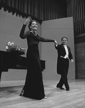 Maria Callas et Giuseppe di Stefano
