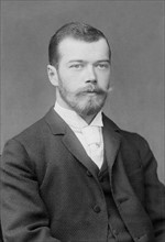 Tsar Nicolas II de Russie