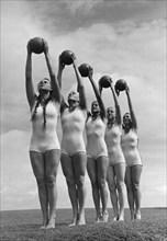 Le sport sous le Troisième Reich, 1938
