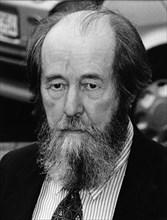 Alexandre Soljenitsyne. 1993