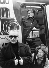 Karl Lagerfeld, 1992