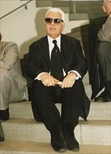 Karl Lagerfeld, 1998