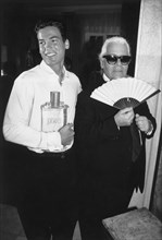 Karl Lagerfeld, 1997