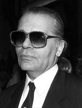 Karl Lagerfeld, 1993