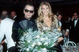 Karl Lagerfeld, 1991