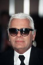 Karl Lagerfeld, 1996