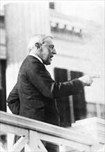 Discours du Président Wilson vers 1919