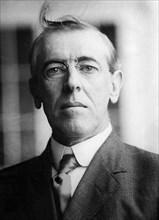 Woodrow Wilson, 1915