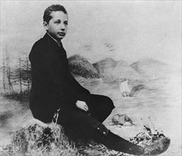 Albert Einstein, vers 1902