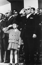 Habib Bourguiba, 1963