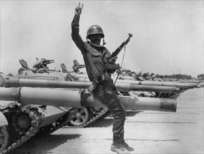 Guerre du Golfe ,1990