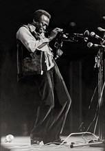 Miles Davis. Photography. 1960.