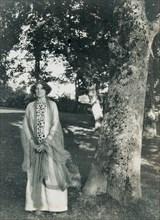 Emilie Floege, 1913