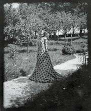 Emilie Floege, 1906.