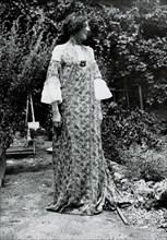 Emilie Floege, 1906/07.