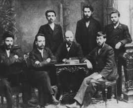 Lénine. Réunion pour la lutte de libération de la classe ouvrière