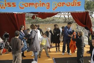 Camping Paradis, season 1, episode 6 (TV series)
