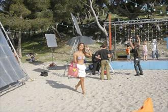 Camping Paradis, season 1, episode 7 (TV series)
