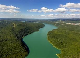 Lac de Vouglans reservoir