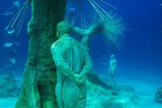 Museum of Underwater Sculpture Ayia Napa (MUSAN)