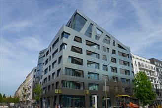 New building Daniel Libeskind