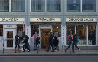 Checkpoint Charlie Wall Museum
