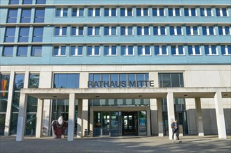City Hall Mitte