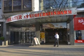 Theatre am Kurfuerstendamm