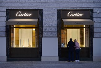 Jeweller Cartier