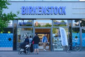 Birkenstock shop
