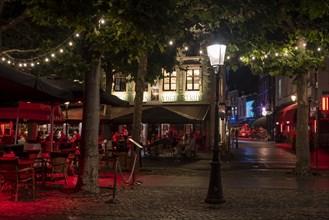 Restaurants at Vrijthof Square
