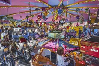 Nostalgia Children's Carousel