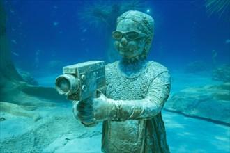 Museum of Underwater Sculpture Ayia Napa