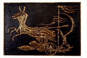Braque, Char de Médée