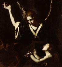 Cavallino, L'Archange Michel intercédant pour les âmes du Purgatoire