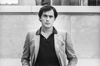 Jean-Pierre Bacri, vers 1976
