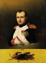 Richter, Portrait de Napoléon Bonaparte