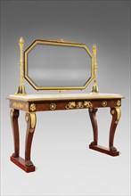 Table de toilette de Joséphine Bonaparte