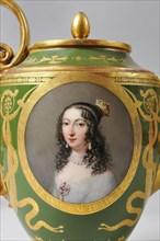 Théière du service à thé de Pauline Borghèse
