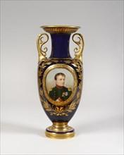 Vase à l'effigie de Napoléon 1er