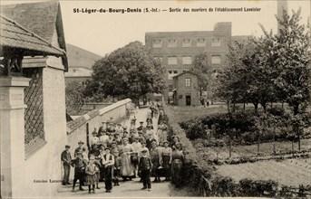 SAINT-LEGER-DU-BOURG-DENIS