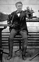 Edison en 1893