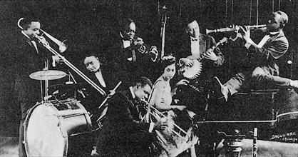 USA, Chicago Jazz